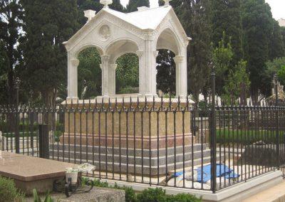 La ruta de las Almas: El cementerio de Sitges
