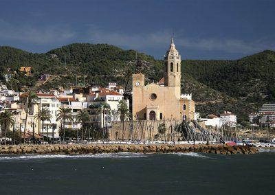 Gincana cultural a Sitges